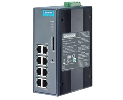 Managed Industrial Ethernet Switch EKI-7554MI