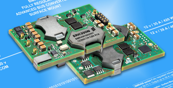 Ericsson, board, advanced bus converter