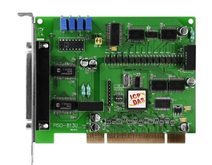 ICP DAS, Universal PCI, 32-channel Single-Ended Isolated Analog Input Board