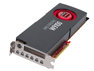 AMD, FirePro, W9100 graphics card, Ultimate Real-Time 4K, Workstations